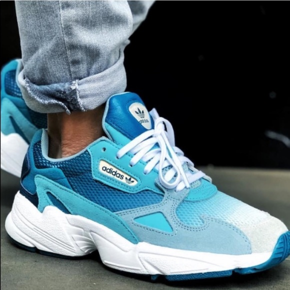 adidas Shoes | Nwt Falcon Blue Ombr